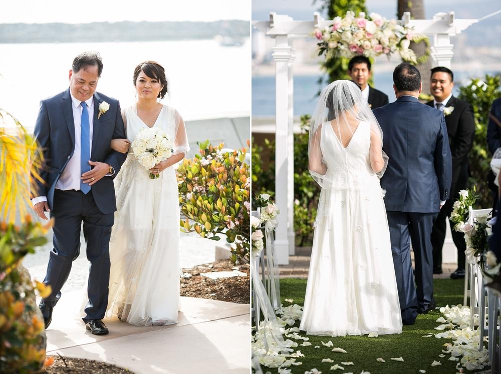 Portofino Hotel Redondo Beach Wedding Photography-27