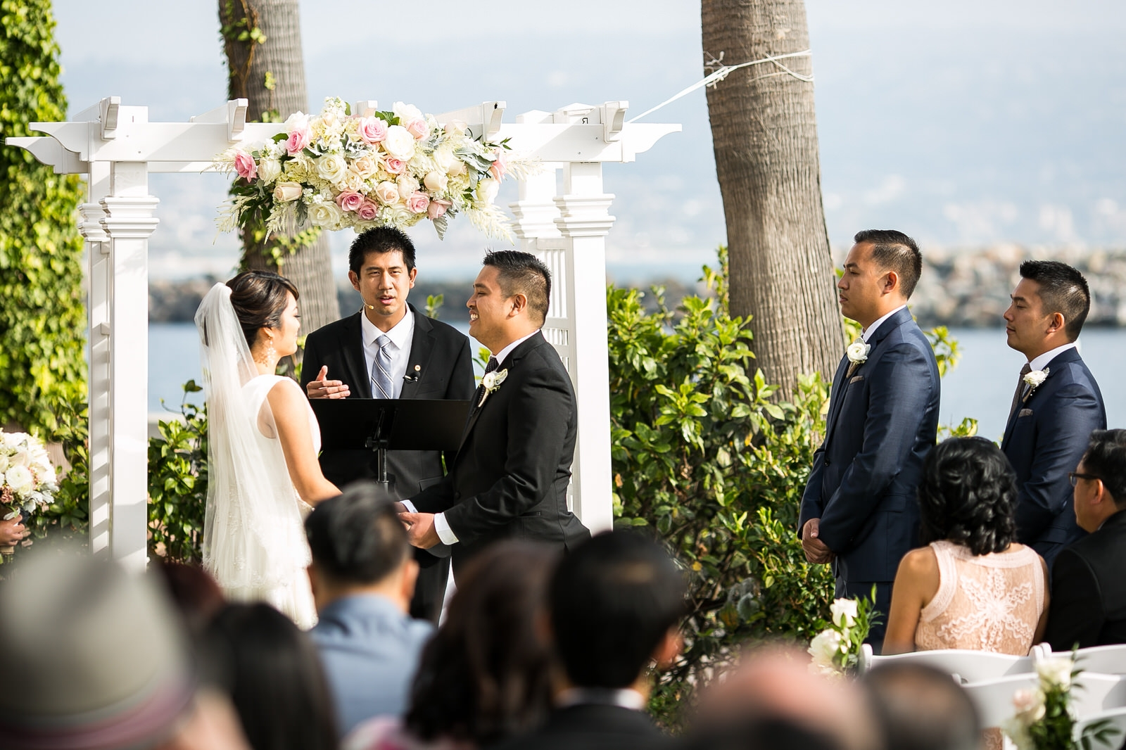 Portofino Hotel Redondo Beach Wedding Photography-29