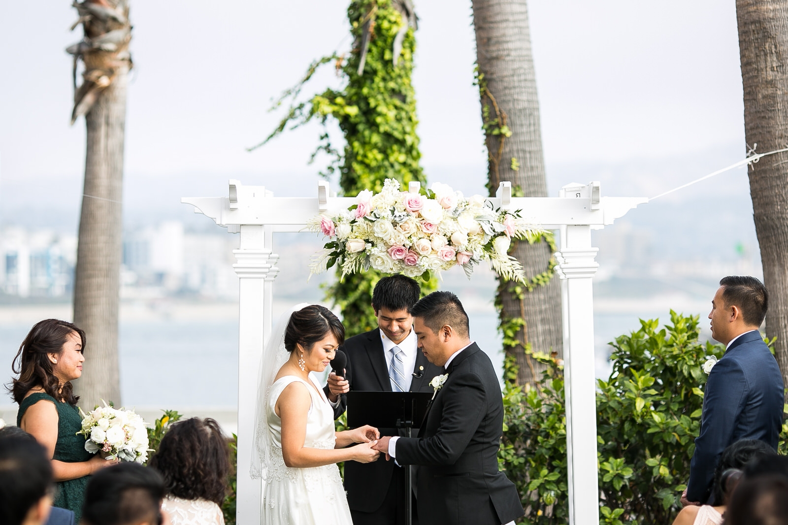 Portofino Hotel Redondo Beach Wedding Photography-32