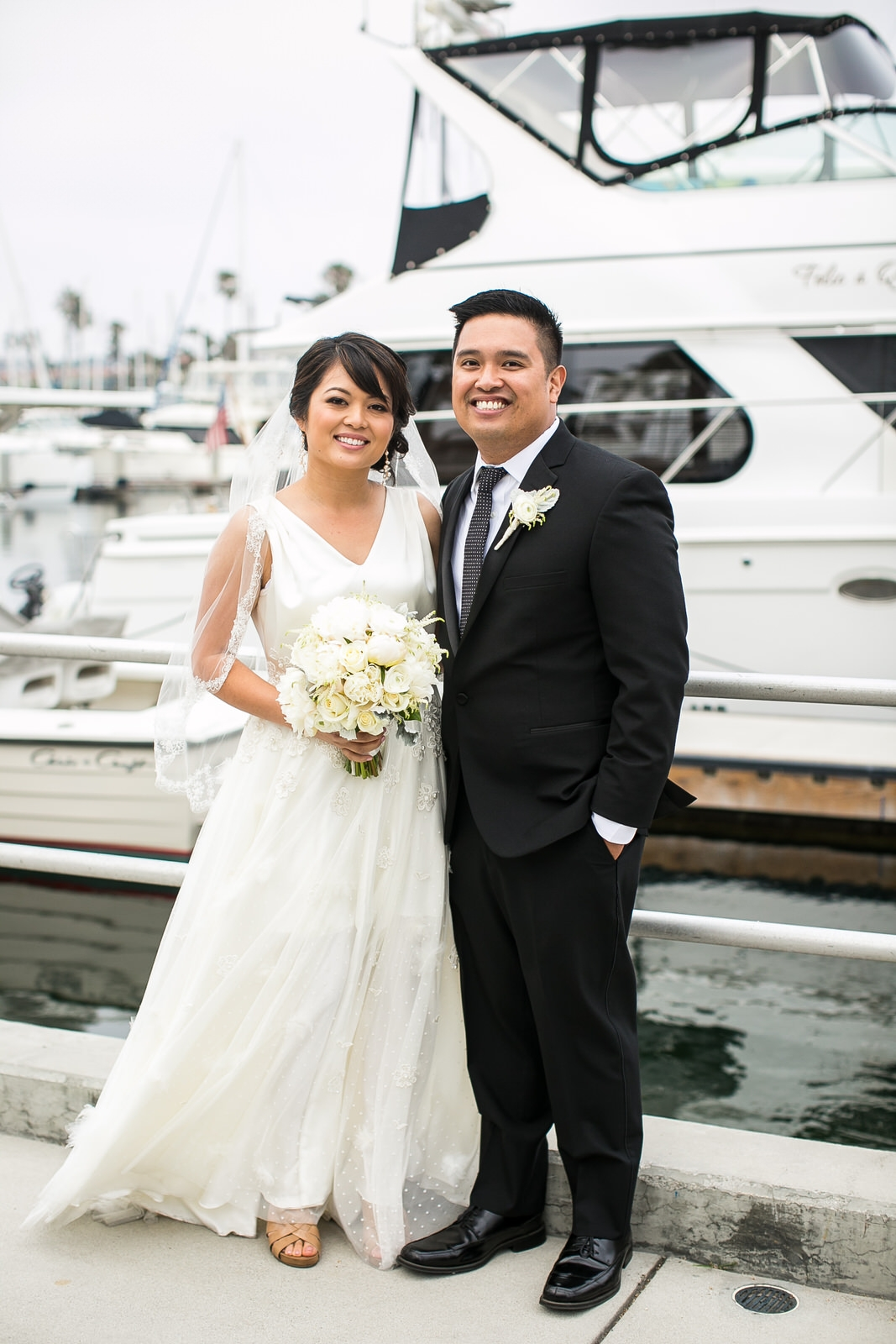 Portofino Hotel Redondo Beach Wedding Photography-35
