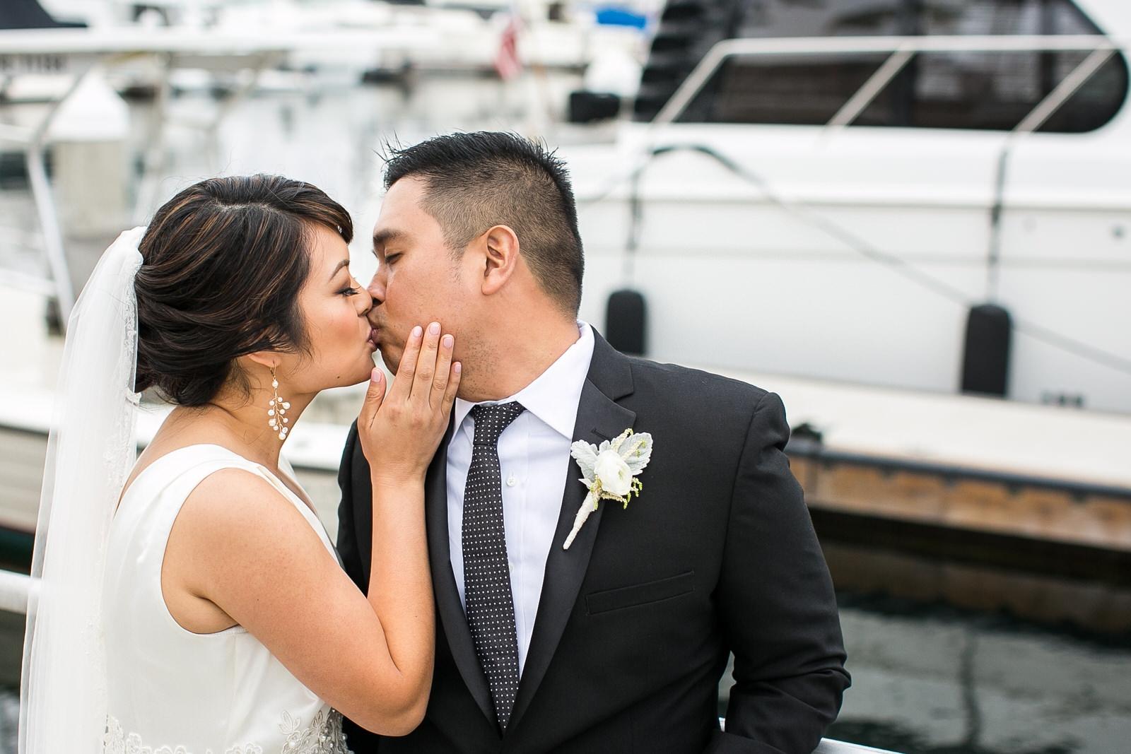 Portofino Hotel Redondo Beach Wedding Photography-36