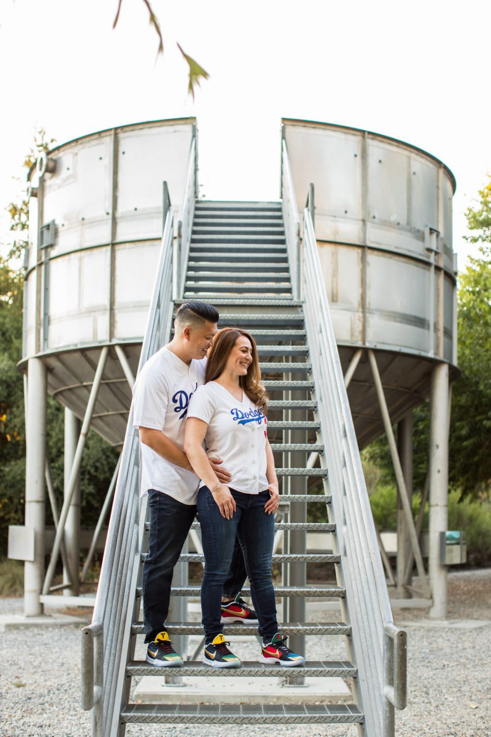 Los-Angeles-Dogdgers-Engagement-Photography-2