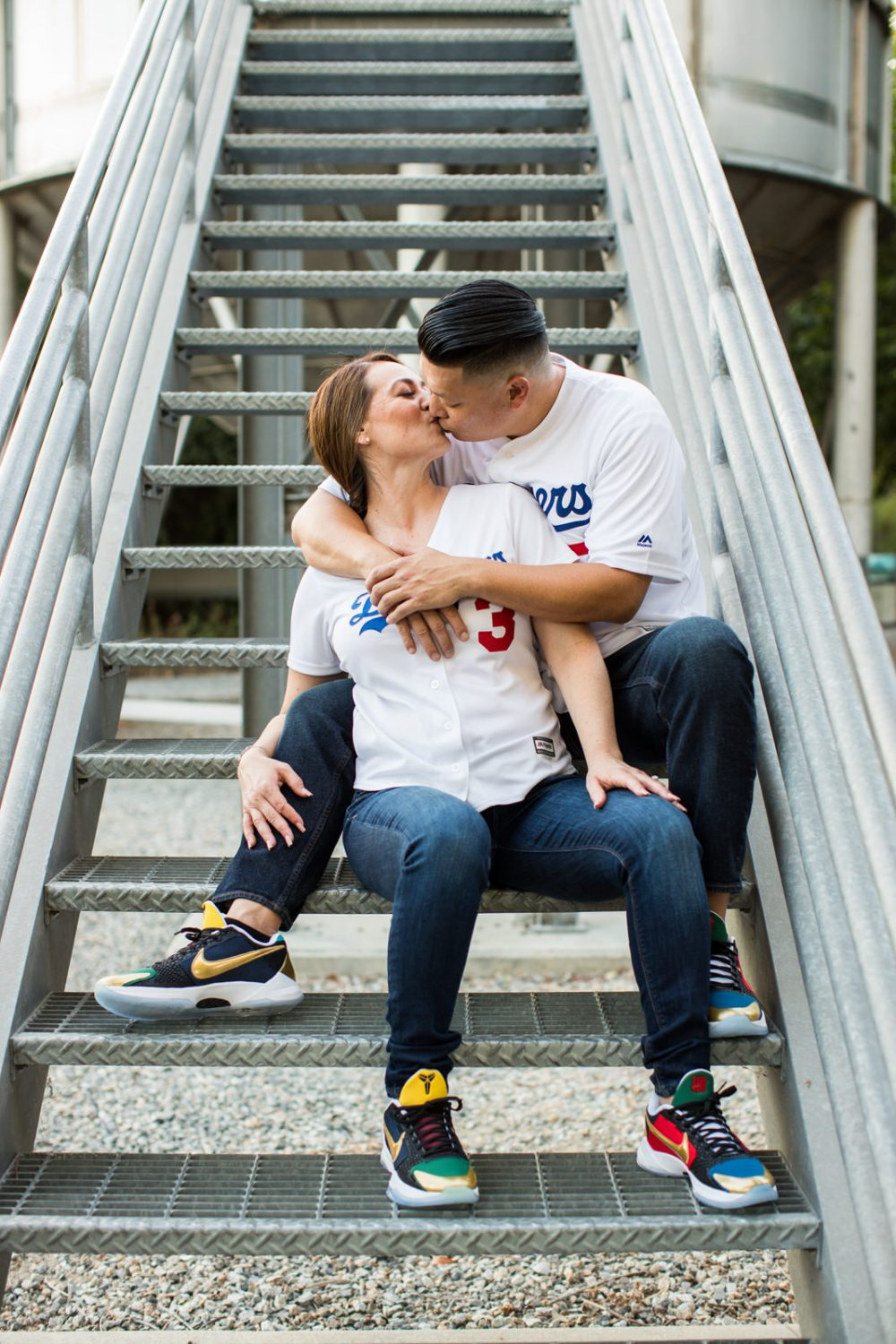 Los-Angeles-Dogdgers-Engagement-Photography-4